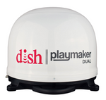 PLAYMAKER DUAL DISH WHITE