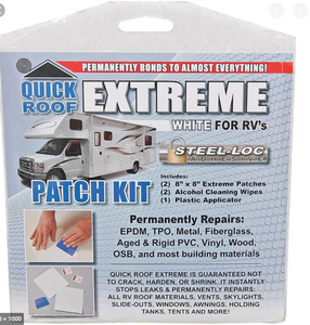 "8""X8"" EXTREME ROOF PATCH KIT"