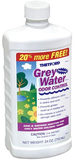24oz Grey Water Control