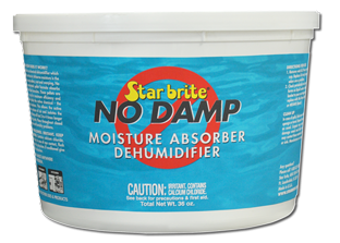 NO DAMP DEHUMIDIFIER BUCKET 36 OZ.