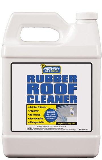 1gal RUBBER ROOF CLEANER