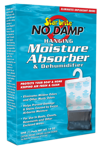 NO DAMP - HANGING BAG - 14 OZ.