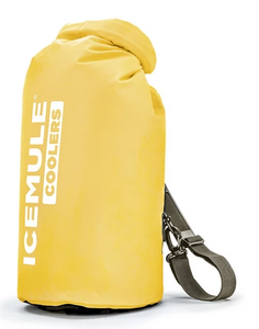 ICE MULE CLASSIC COOLER 10L SUNSHINE YELLOW
