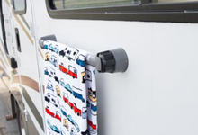 Load image into Gallery viewer, CAMCO SUCTION CUP TOWEL BAR