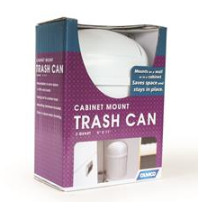 WALL MOUNT TRASH CAN