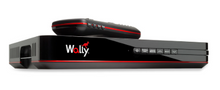 Load image into Gallery viewer, DISH WALLY HDTV SINGLE TURNER SATELLITE RECEIVER