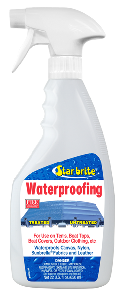 WATERPROOFING SPRAY 22 OZ STARBRITE