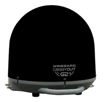 Load image into Gallery viewer, WINEGARD GM-6035 CARRYOUT G2 AUTO PORTABLE SATELLITE BLK