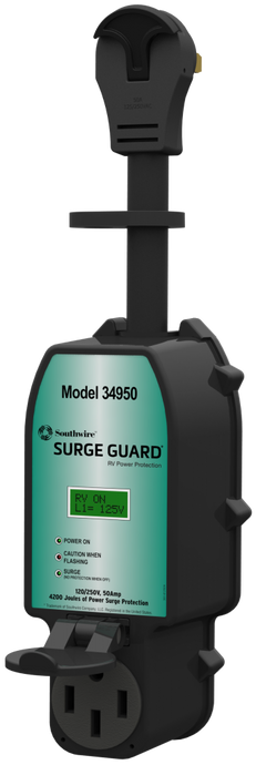 Southwire Surge Protector; Surge Guard 50 AMP MODEL 34950
