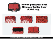 Load image into Gallery viewer, 3600 - Ultimate Trailer Gear duffel bag