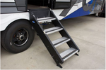 "Morryde The Step Above Fold Up Step - 3 Step for 34""-38"" Door"