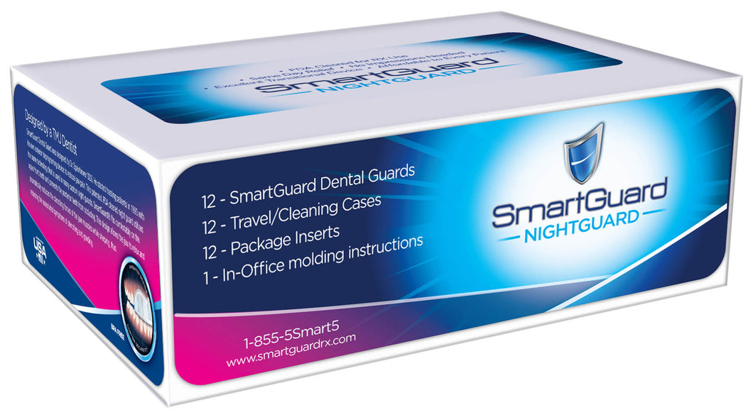 SmartGuard Dental Guard Professional Pack