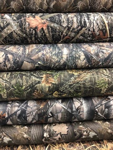 outdoor camo fabric