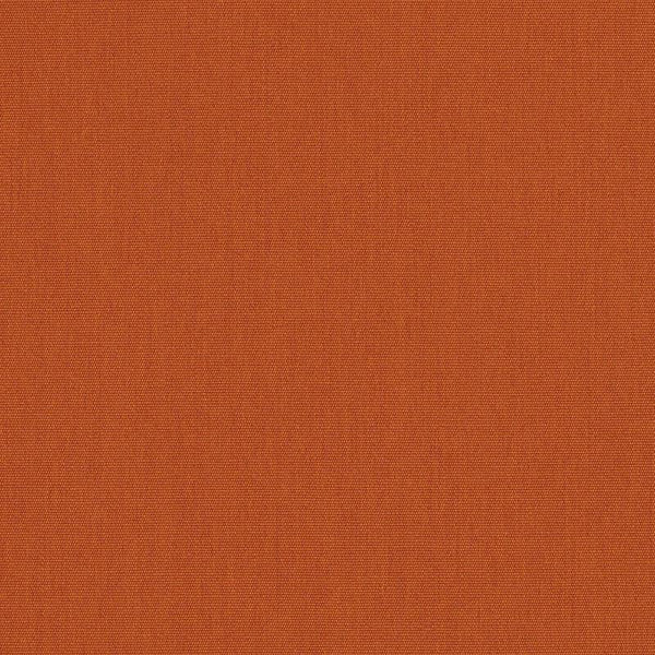 Sunbrella Furniture Fabric CANVAS-RUST 54010-0000