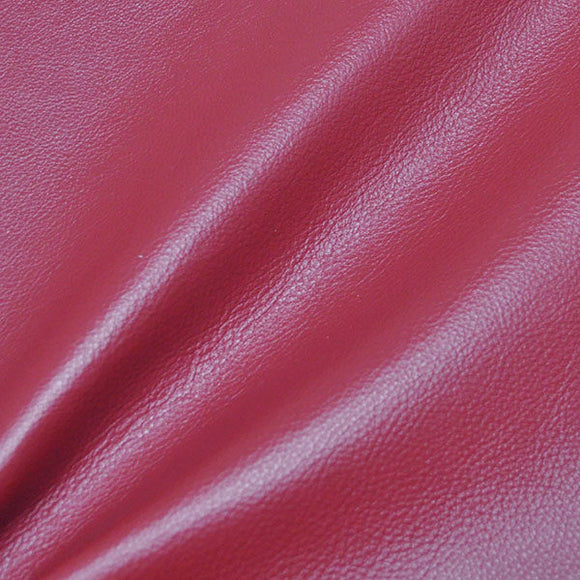 Caprone Fine Furniture Leather- pomegranate - rgvtex.com