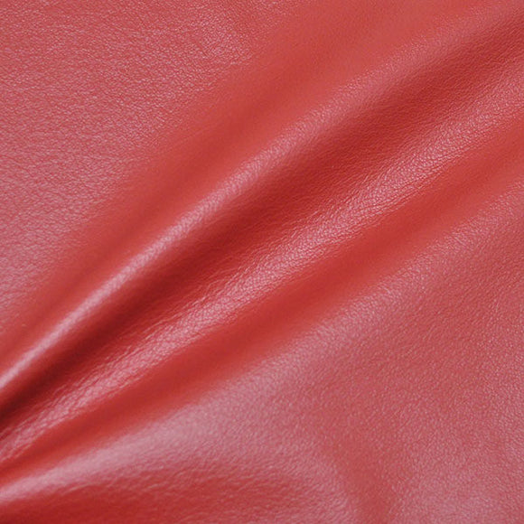 Caprone Fine Furniture Leather- red cherries - rgvtex.com