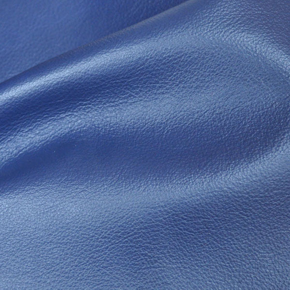 Caprone Fine Furniture Leather- saphire Blue - rgvtex.com