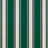 "Sunbrella 4790 - 46"" Forest Green Fancy"