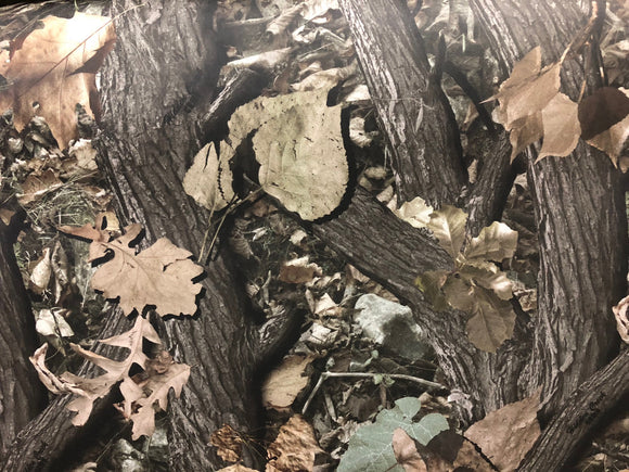 Hidden Creek Woodland Camoflage Vinyl
