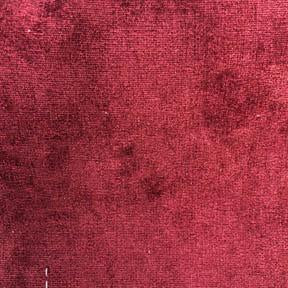 Royal red wine Upholstery Fabric