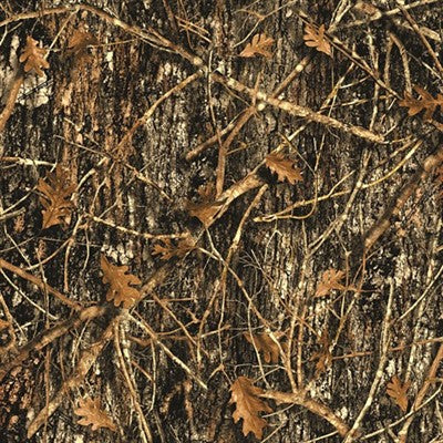 True Timber New Brown Camoflage fabric