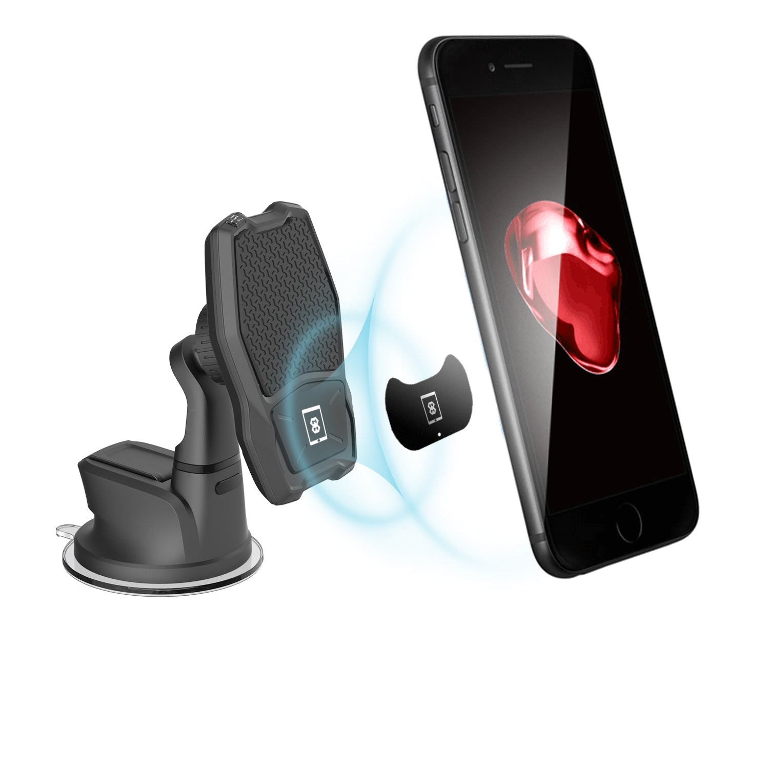 Mega Mounts Wireless Car Charger / Mount