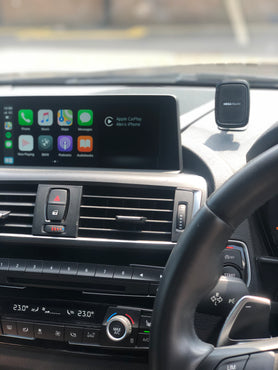 Carbon Aluminium Mega Mounts Sticky Dashboard Magnetic Phone Mount - Mega Mounts