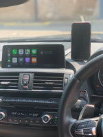 Load image into Gallery viewer, Carbon Aluminium Mega Mounts Sticky Dashboard Magnetic Phone Mount - Mega Mounts