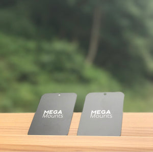 2x Metal Plate Pack (Standard & Wireless)