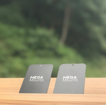 Mega Mounts Spare Plates (2 Options) - Mega Mounts