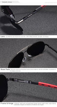 KING SEVEN Polarized UV400 Vintage Men's Driving Sunglasses By: Victor Vanquish
