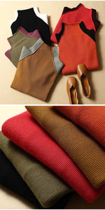 O NEIGH TWENTY Cashmere Loose Sweaters By: Vicki Vanquish