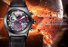 Reef Tiger/RT Chronograph Air Bubble Sport Watches By: Victor Vanquish