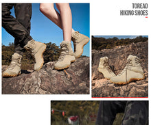 XIANGGUAN Men Sports Tactical Boots By: Victor Vanquish