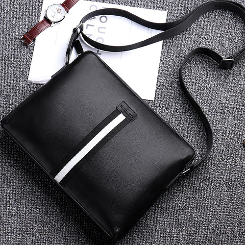 WILLIAM POLO Men Bags Cross-body Shoulder Bag By: Victor Vanquish