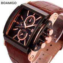 BOAMIGO Casual Sports Watches By: Victor Vanquish
