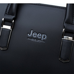 JEEP Leather Travel Bags By: Victor Vanquish
