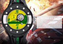 Reef Tiger/RT Dashboard Dial Quartz Chronograph Watches By: Victor Vanquish