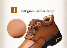 EOGC Handmade Genuine Leather Boots By: Victor Vanquish
