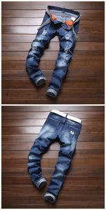 AILOOGE Stich Jeans By Victor Vanquish