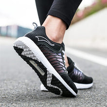 ONEMIX Gauze Mesh Lace-up Jogging Sneakers By: Victor Vanquish
