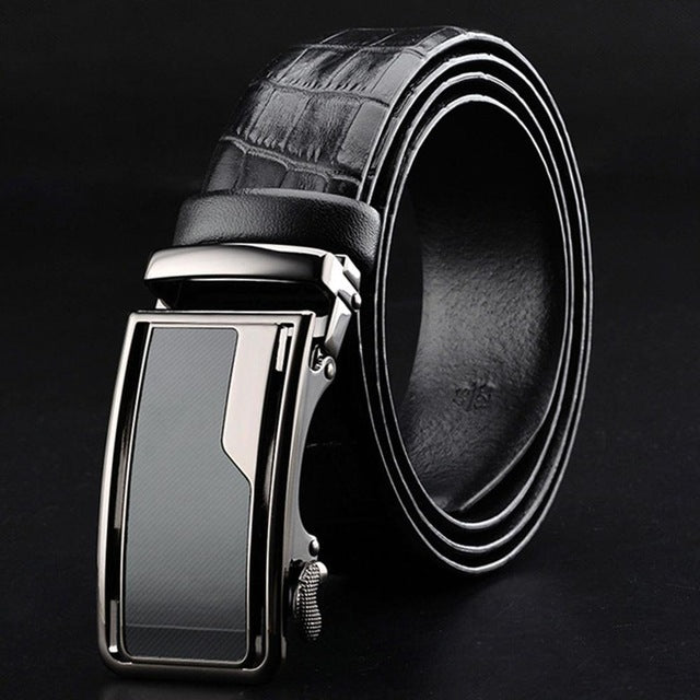 CUKUP Unique Lincoln Leather Belt By: Victor