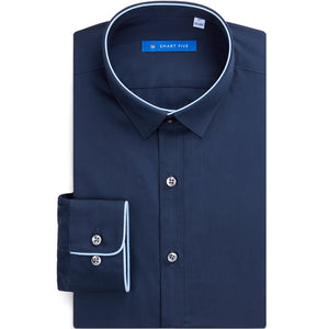 Smart Five High Quality Business Shirts By: Victor Vanquish