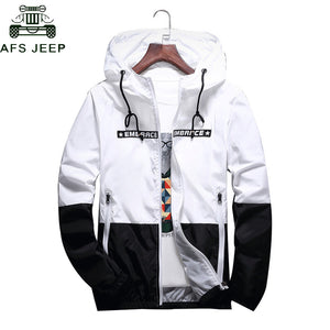 AFS Hooded Windbreaker By: Victor Vanquish