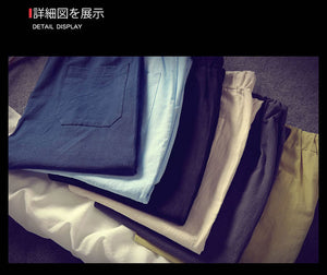 KOLMAKOV Linen Shirts & Pants Set By: Victor Vanquish