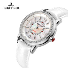 Reef Tiger/RT Luxury Women Automatic Watch By: Victor Vanquish