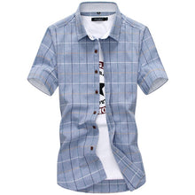 HANQIU 100% Cotton Short Sleeved Summer Casual By: Victor Vanquish