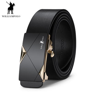 PRINCE WILLIAM POLO Leather Belts By: Victor Vanquish