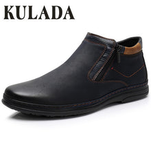 KULADA Suede Men's Ankle Boots By: Victor Vanquish