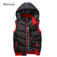 DIMUSI Sleeveless Vest Jackets By: Victor Vanquish